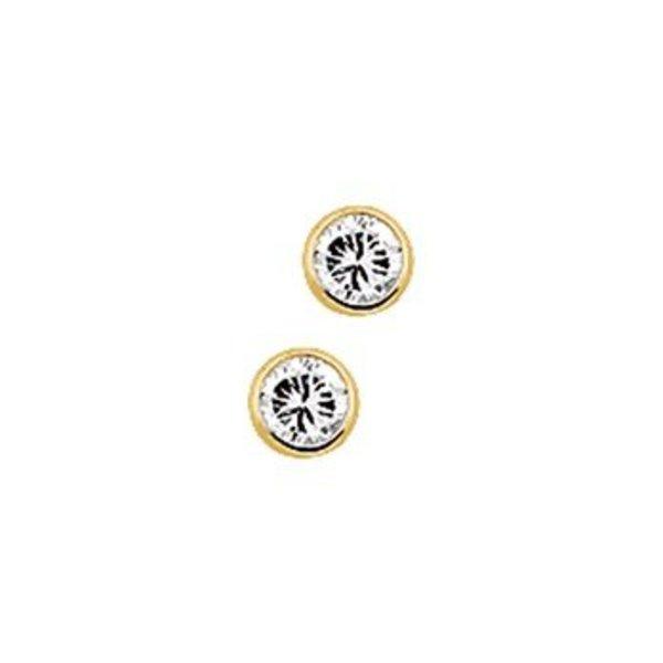 Gouden oorknoppen 40.18262