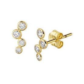Gouden oorknoppen 40.18276