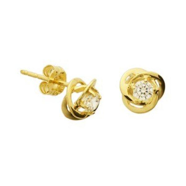 Gouden oorknoppen 40.18278