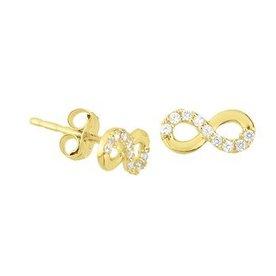 Gold earrings 40.18282