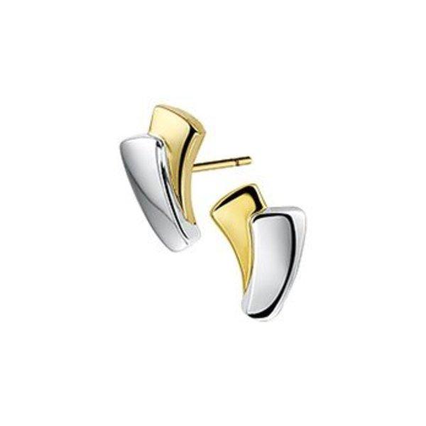 Gold earrings 42.07718