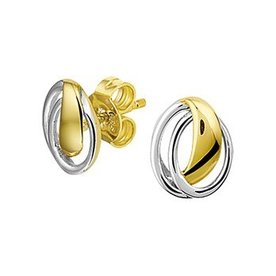 Gold earrings 40.18294