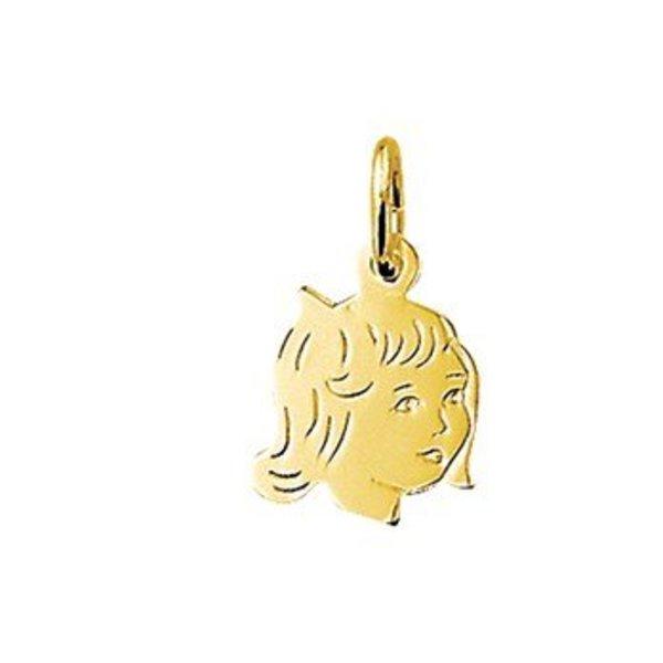 Golden pendant 40.18525