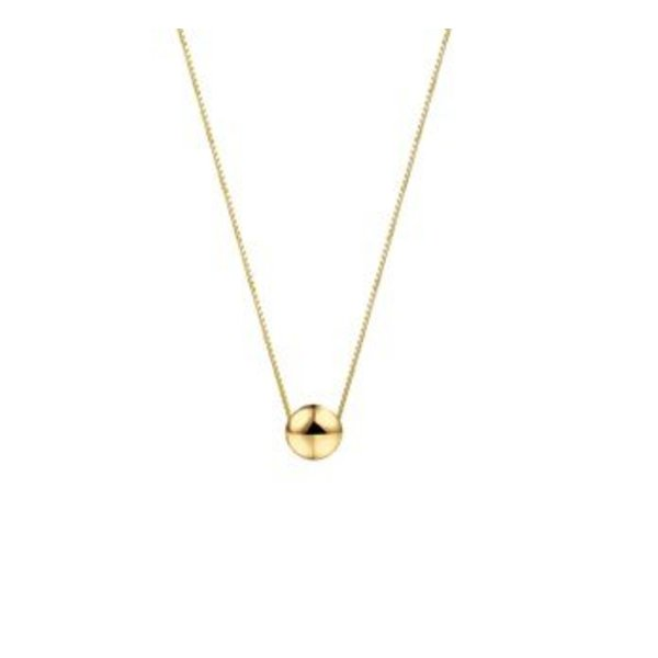 Gold necklace 40.18335