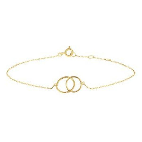 Gold bracelet 40.18462