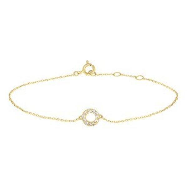 Gouden armband 40.18566