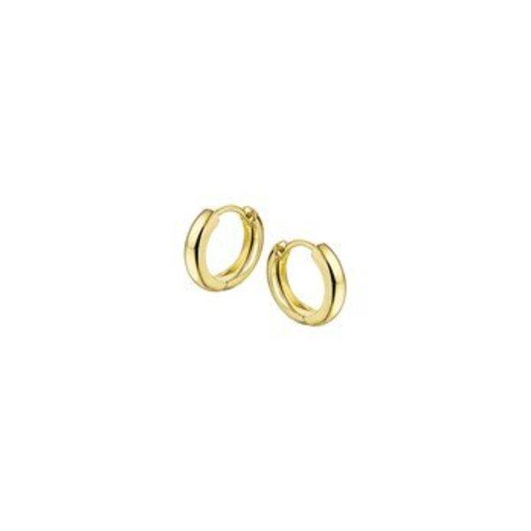 Golden earrings 40.18543