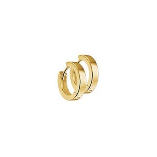 Gold earrings 40.18304
