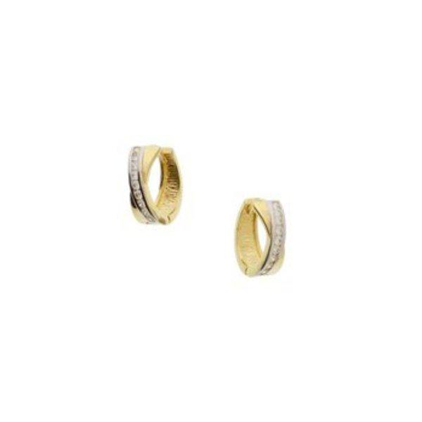 Gouden creolen 40.18314