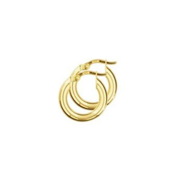 Gold earrings 40.18334