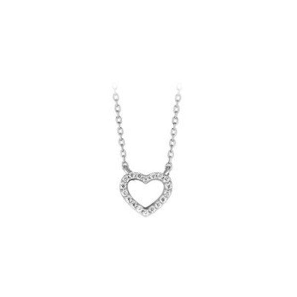Zilveren collier 13.22809