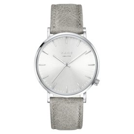 Kane watches Kane men's watch silver steel urban gray SS020