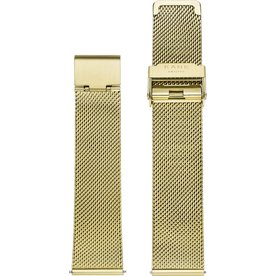 Kane watches Kane watch band gold mesh SM900