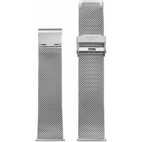 Kane watches Kane watch band silver mesh SM500