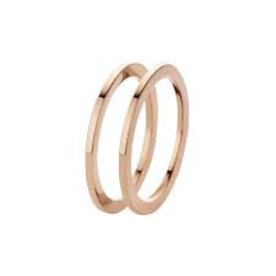 Melano Melano ring sade rosegoud FR16RG000