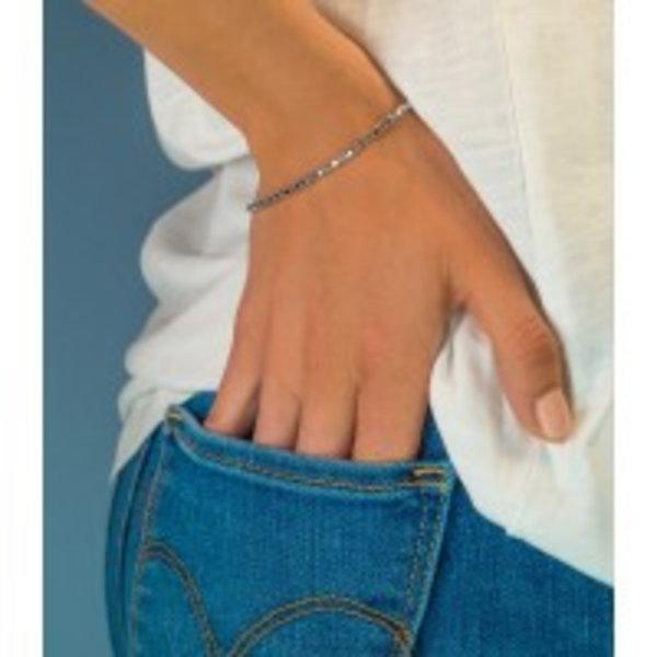 Zinzi Zinzi Silber Fantasie Armband 19,5 cm ZIA1129