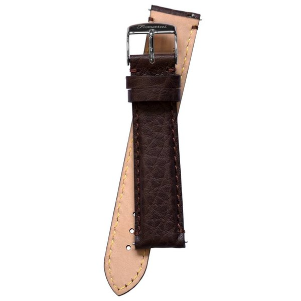 Fromanteel Fromanteel leather buffalo brown band S-040
