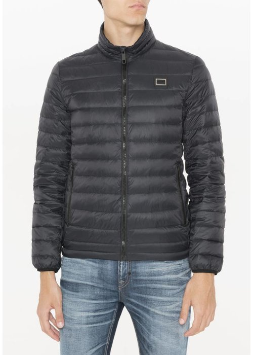 ANTONY MORATO ANTONY MORATO DOWN JACKET WITH MANDARIN COLLAR