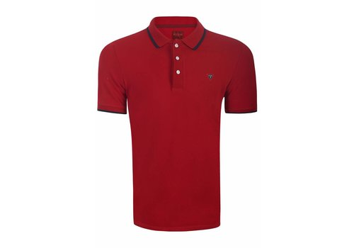 GUESS GUESS POLO RED