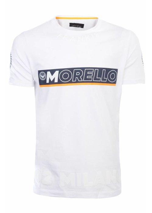 FRANKIE MORELLO FRANKIE MORELLO FRONT LOGO