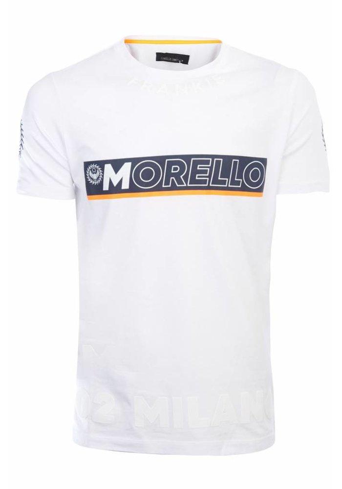 FRANKIE MORELLO FRONT LOGO