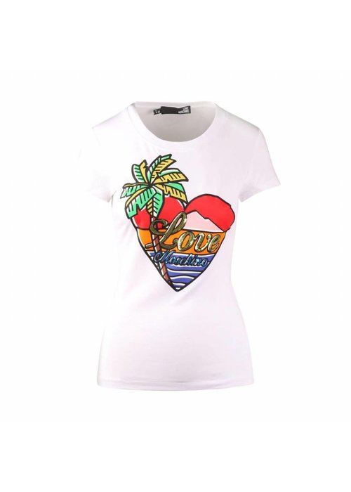 LOVE MOSCHINO LOVE MOSCHINO T-SHIRT B19