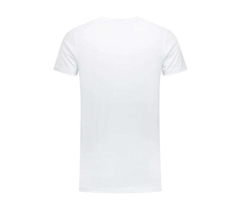 ANGEL&MACLEAN White Sport T-shirt