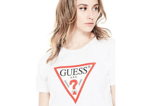 GUESS GUESS T SHIRT ORIGINAL TEE W82114