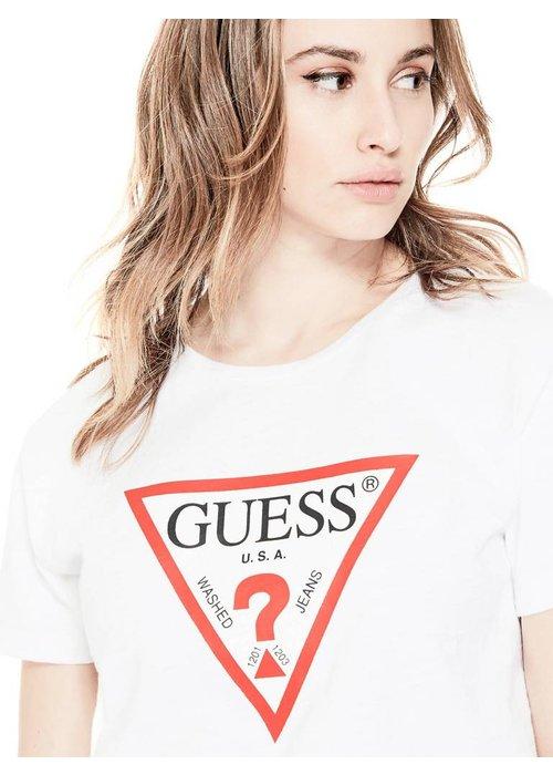 GUESS GUESS T SHIRT ORIGINAL TEE W82114