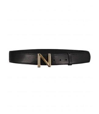 NIKKIE N logo hip belt