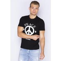 LOVE MOSCHINO PEACE T-SHIRTS