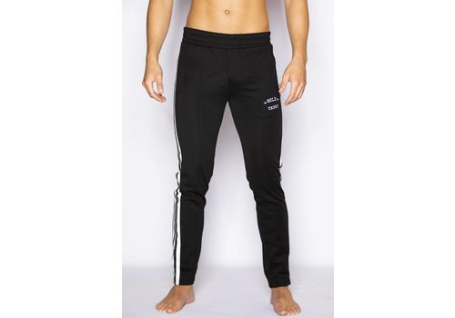 IN GOLD WE TRUST IN GOLD WE TRUST TRACKPANTS BLACK