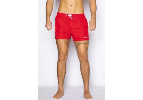 DSQUARED2 DSQUARED2 ICON ZWEMBROEK Rood