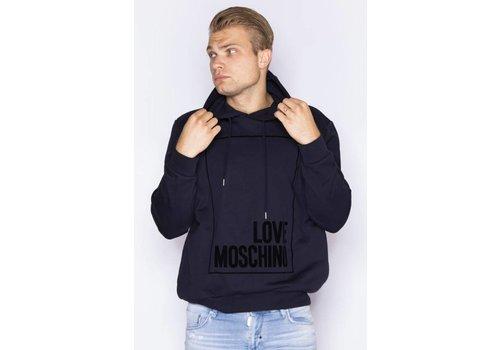 LOVE MOSCHINO LOVE MOSCHINO HOODIE-Y83
