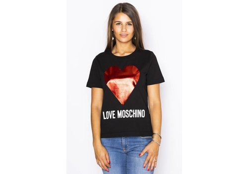 LOVE MOSCHINO LOVE MOSCHINO Heart T-shirt