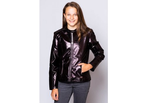 GUESS GUESS KIDS LEATHER JACKET
