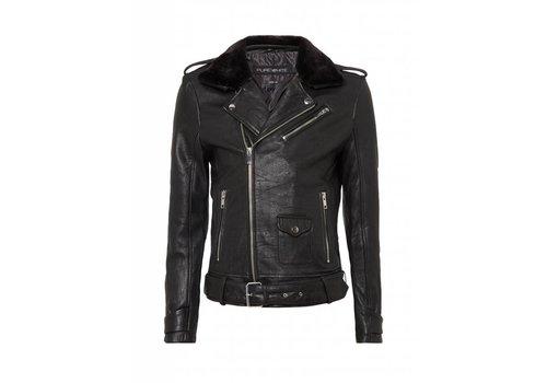 PURE WHITE PureWhite 00002 jacket leather