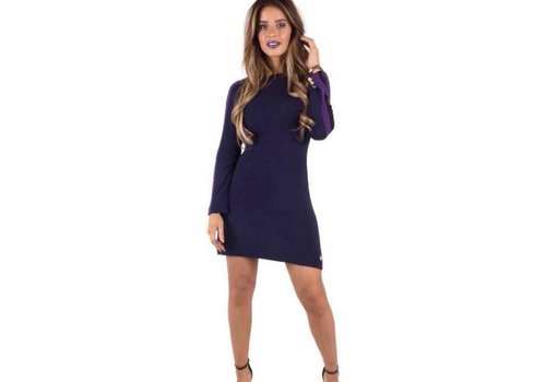 ROYAL TEMPTATION ROYAL TEMPTATION DRESS MAXIMR STRIPES