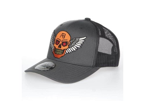 AB LIFESTYLE AB LIFESTYLE RETRO TRUCKER AIRFORCE IRON