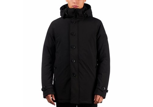 AIRFORCE AIRFORCE SOFTSHELL LOONG PARKA LUXURY WINTER