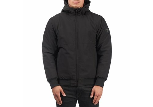 AIRFORCE AIRFORCE SOFTSHELL PADDED BOMBER