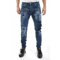 MY BRAND JACK 055 DESTROYED SQUARE JEANS