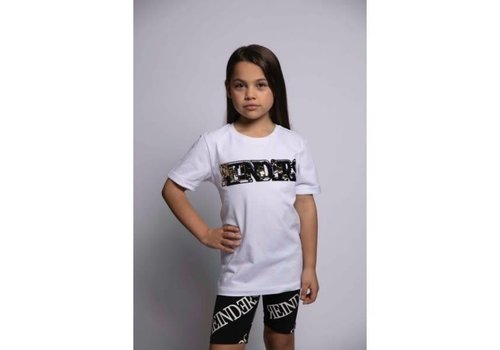 REINDERS REINDERS KIDS T-SHIRT WORDING