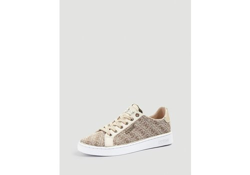 GUESS Guess sneakers beige  fl5bc2fal12