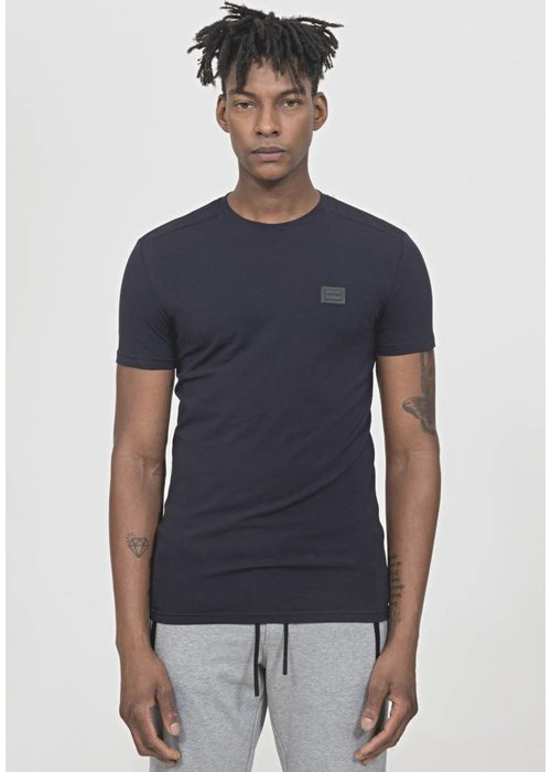 ANTONY MORATO ANTONY MORATO SS19 SPORTY T-SHIRT WITH PLAQUE DETAIL