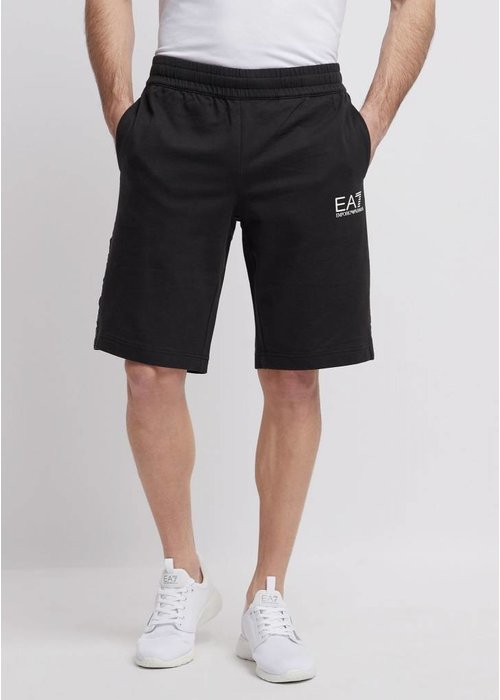 EA7 ARMANI EA7  Train Logo bermuda shorts