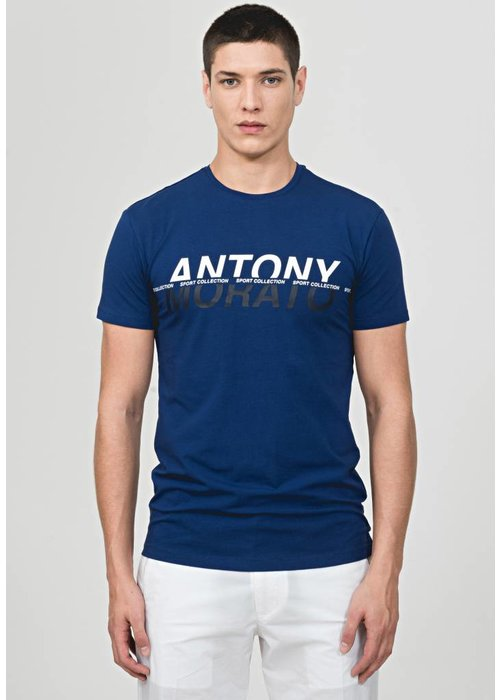 ANTONY MORATO ANTONY MORATO SS19 SPORT COLLECTION T-SHIRT BLTE