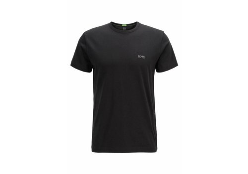HUGO BOSS HUGO BOSS BASIC-T-SHIRT SMALL LOGO BLK