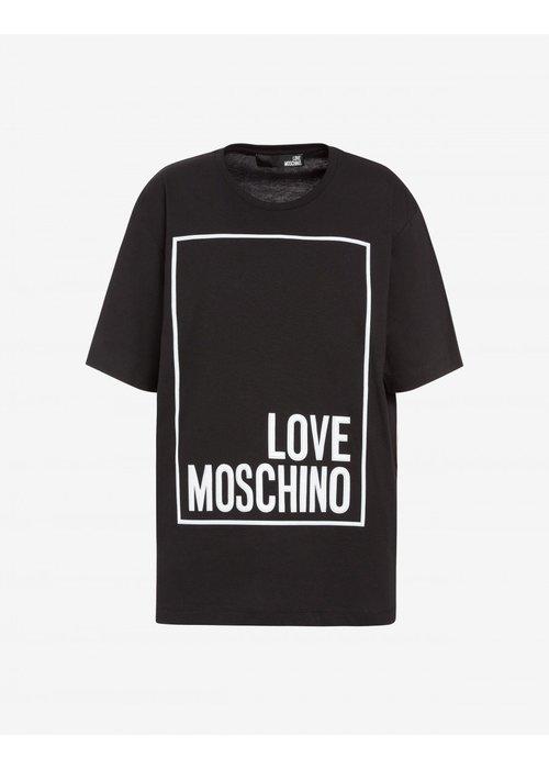 LOVE MOSCHINO LOVE MOSCHINO TSHIRT