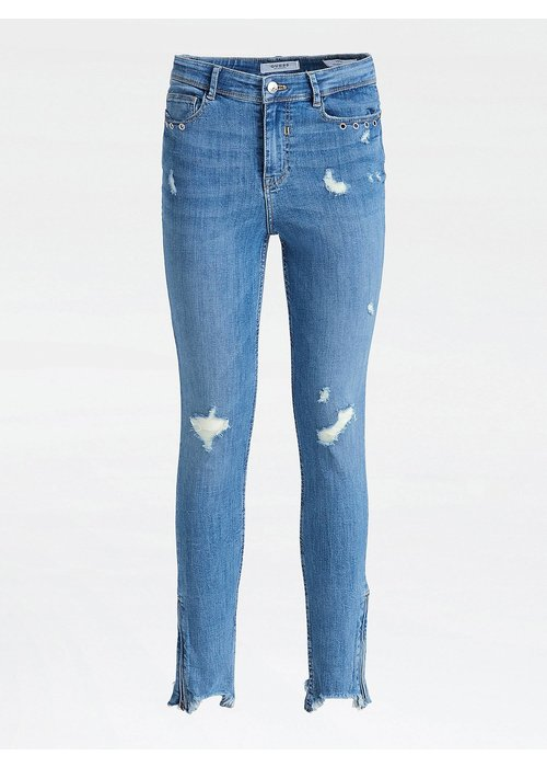 GUESS GUESS D3LE0 MGRA 9 ZIP JEANS